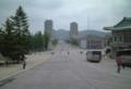 [旅行]北朝鮮 開城の風景