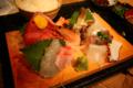 [食事]三崎の「庄和丸」にて刺身定食