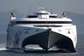 [艦船]2010年2月21日 久里浜に入港するナッチャンWorld
