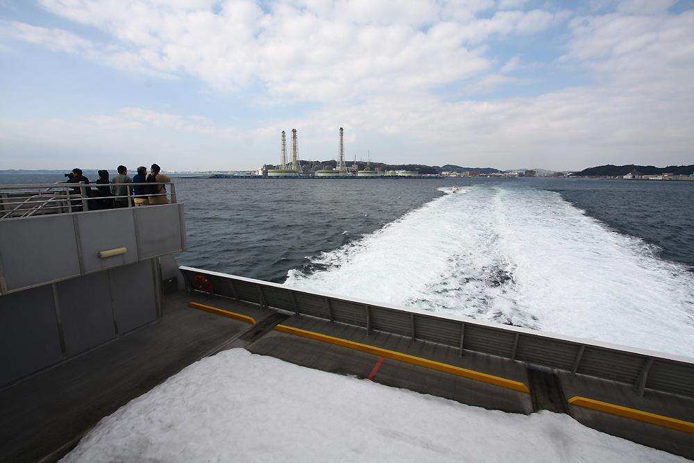2010年2月21日 ナッチャンWorld久里浜体験航海「まるっとクルーズ」