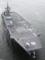 2010年6月27日 晴海を出港する護衛艦ひゅうが
