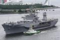 [艦船]2010年6月26日 晴海に入港する揚陸指揮艦ブルーリッジUSS Blue Ridge LCC-19