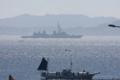 [艦船]2010年7月17日 浦賀水道航路を南航する護衛艦まきなみDD112