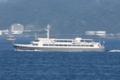 [艦船]2010年7月17日 浦賀水道航路を南航する特務艇はしだてASY91