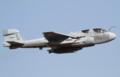 [飛行機]2013年3月18日 厚木R/W19を離陸するVMAQ-4のEA-6B(RM07/Bu.No.163526)