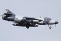 [飛行機]2013年5月6日 厚木R/W19に着陸するATACのホーカー・ハンター(N321AX]