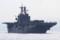 2012年8月25日 横須賀に入港する強襲揚陸艦ボノム・リシャール
