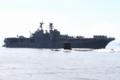 [艦船]2012年8月25日 横須賀に入港する強襲揚陸艦ボノム・リシャールUSS Bonho