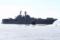 2012年8月25日 横須賀に入港する強襲揚陸艦ボノム・リシャールUSS Bonho