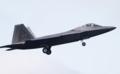 [飛行機]1FW/27FS(EFS)のF-22A(09-4176)