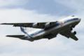 [飛行機]ヴォルガ・ドニエプル航空のアントノフAn-124(RA-82081)