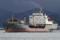2013年12月21日 舞鶴を出港する給油艦イルクト