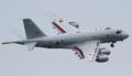[飛行機]2014年5月3日 厚木をフライパスする第51航空隊のP-1(5505)