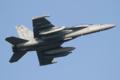 [飛行機]2014年7月15日 厚木を離陸するVAQ-141のEA-18G(NF504/Bu.No.166932)
