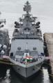 [艦船]インド海軍のフリゲイト シヴァリクINS Shivalik F47