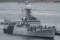 2012年6月5日 横須賀に入港するインド海軍のコルベット カルムク