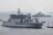2012年6月5日 横須賀に入港するインド海軍の補給艦シャクティINS Shakti