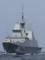 2010年8月24日浦賀水道を南航するスプリームRSS Supreme