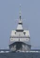 [艦船]2010年8月24日浦賀水道を南航するスプリームRSS Supreme