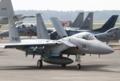 [飛行機]平成26年度航空観閲式 地上滑走展示を行う304飛行隊のF-15J(02-8802)