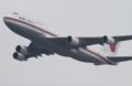 [飛行機]平成26年度航空観閲式で飛行展示を行う政府専用機(20-1101)