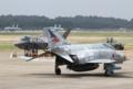 [飛行機]平成26年度航空観閲式 地上滑走展示を行う302飛行隊のF-4EJ (67-8390)
