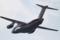 平成26年度航空観閲式で飛行展示を行うXC-2(08-1201)