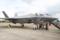 平成26年度航空観閲式に展示されたF-35J?のモックアップ