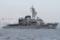 2014年9月22日横須賀を出港する護衛艦やまゆき