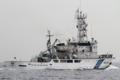 [艦船]2014年9月22日 浦賀水道航路を南航するたかとりPM89