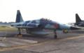 [飛行機]1985年横田基地オープンハウスでのF-5EタイガーII(74-01575)