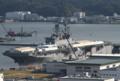 [艦船]2014年11月29日佐世保立神岸壁のボノムリシャールUSS Bonhomme Richard LHD-6