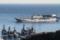 2015年1月18日横須賀を出港するボノムリシャールUSS Bonhomme Richard LHD-6