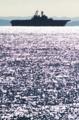 [艦船]2015年1月18日浦賀水道を南航するボノムリシャールUSS Bonhomme Richard LHD-6