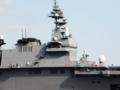 [艦船]2015年3月25日横須賀に初入港する護衛艦いずものアイランド