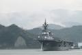 [艦船]2015年4月19日舞鶴を出港するひゅうがJS Hyuga DDH181
