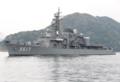 [艦船]2015年4月19日舞鶴に入港するしらゆきJS Shirayuki TV3517