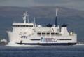 [艦船]大間に向かう津軽海峡フェリーのばあゆ