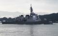 [艦船]舞鶴を出港するミサイル護衛艦みょうこうJS Myoko DDG175