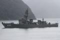 [艦船]舞鶴に入港する護衛艦ちくまJS Chikuma DE233