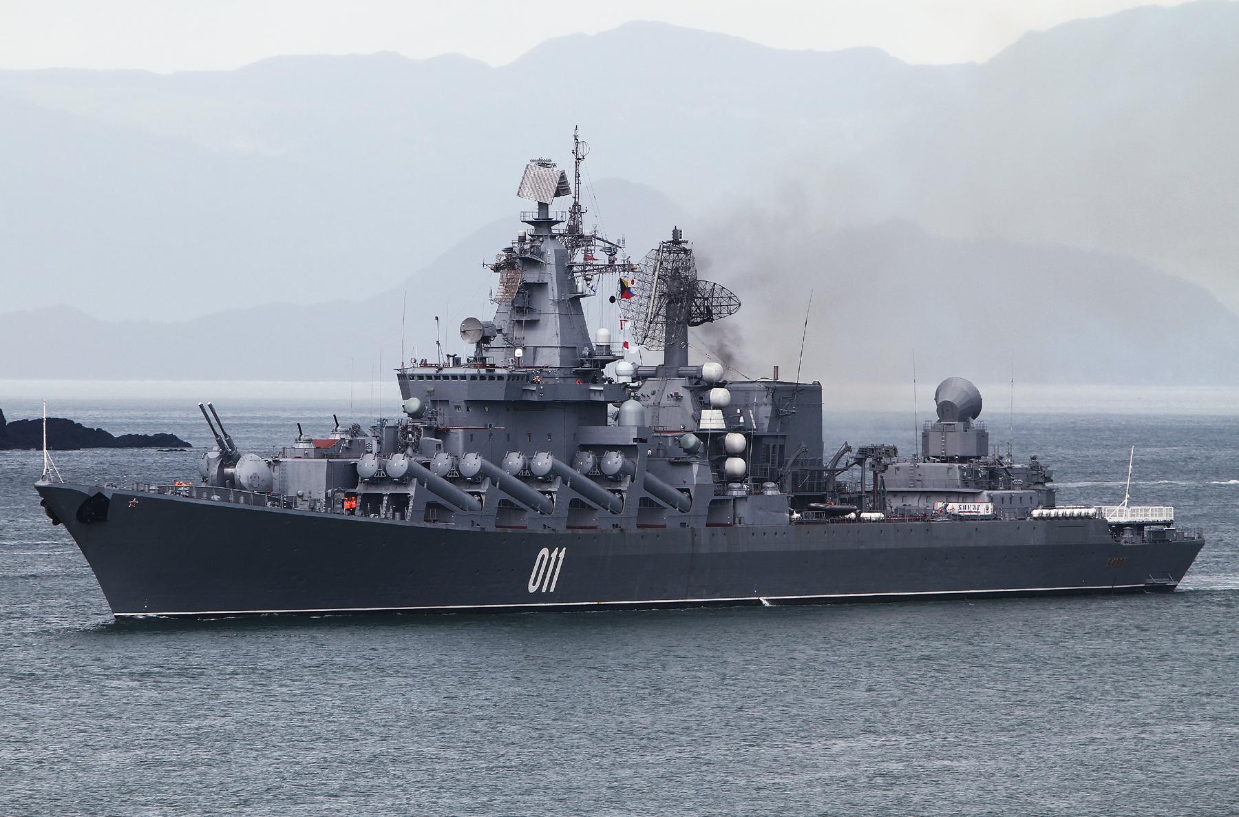 キーロフ級ミサイル巡洋艦の画像 p1_27