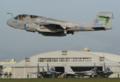 [飛行機]VAQ-130のEA-6B(AC50/Bu.No.162938)