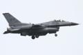 [飛行機]2015年7月20日 三沢に着陸する35FWのF-16C(91-0411)