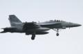 [飛行機]2015年7月20日 三沢に着陸するVAQ-135のEA-18G(NL524/Bu.No.166944)