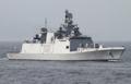 [艦船]インド海軍のフリゲイト サヒャディINS Sahyadri F49