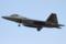 2016年1月21日横田に着陸する3WG/525FSのF-22A(06-4122)