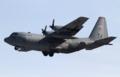 [飛行機]2016年1月21日横田に着陸する374AW/36ASのC-130H(74-1663)