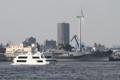 [艦船]横浜港遊覧船マリンルージュとブルーリッジ