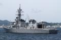 [艦船]2016年6月4日 横須賀に停泊する護衛艦いかづちJS Ikazuchi DD107