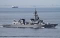 [艦船]2016年6月14日 浦賀水道航路を南航する護衛艦さざなみJS Sazanami DD113